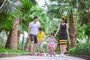 La Villa Green City – Khu đô thị đáng sống bậc nhất TP Tân An