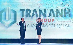 Hành trình xây dựng tên tuổi của Trần Anh Group