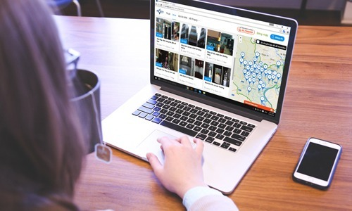 Bất động sản trực tuyến tăng tốc mùa dịch nCoV