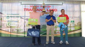 Lộ diện những golfer xuất sắc tranh cúp Trần Anh Land